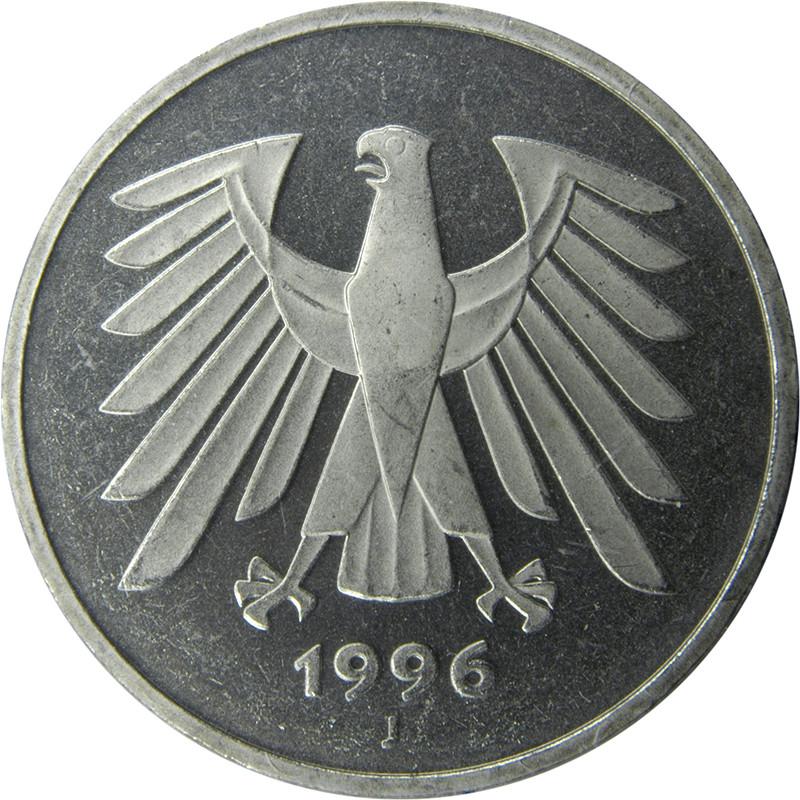 Germany 5 Deutsche Mark