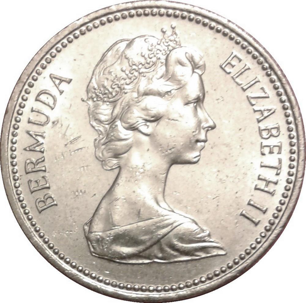 Bermuda 5 Dollars