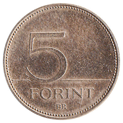 Hungary 5 Forints