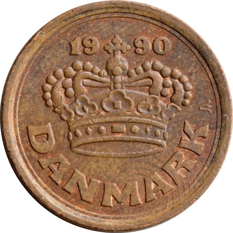Denmark 50 Øre