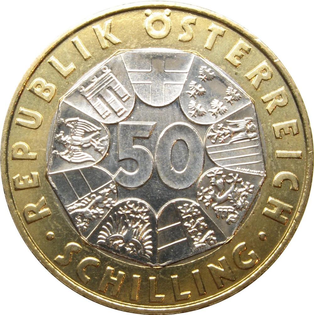 Austria 50 Schilling