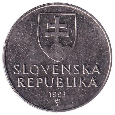 Slovakia 2 Koruna