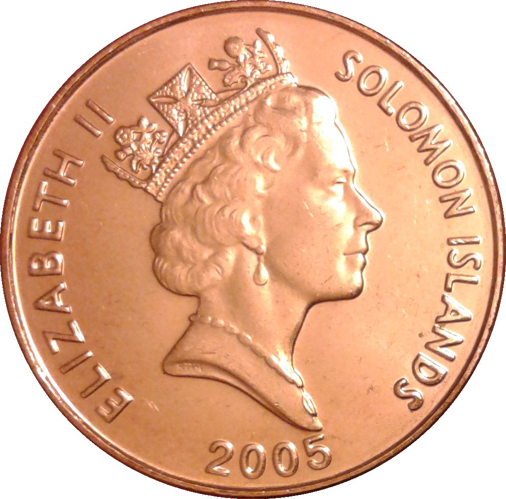 Solomon Islands 2 Cents