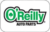 O´Reilly Auto parts - 50%