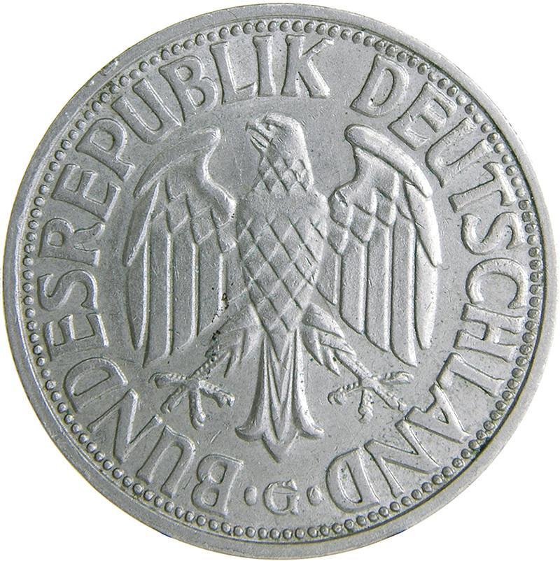 Germany 2 Deutsche Mark