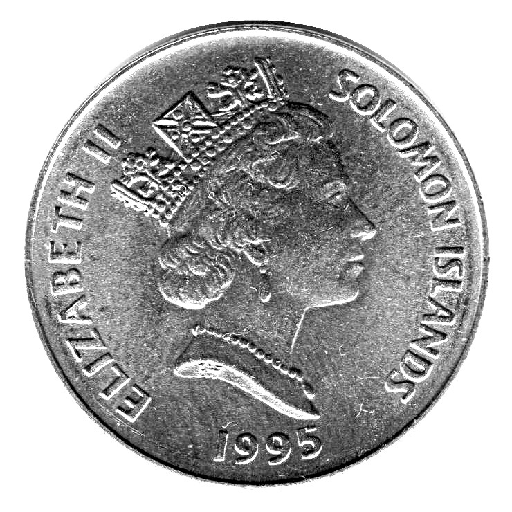 Solomon Islands 20 Cents