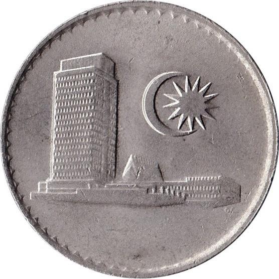 Malaysia 20 Sen