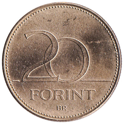 Hungary 20 Forints