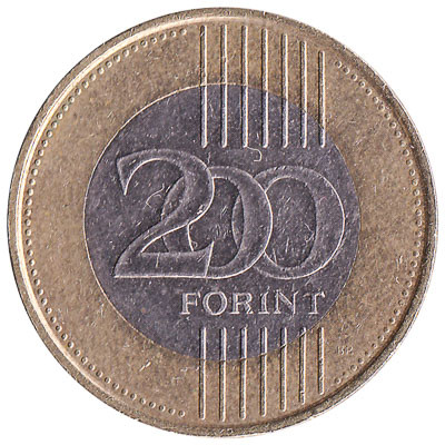 Hungary 200 Forints