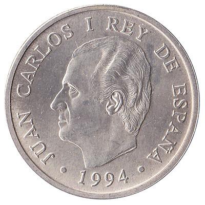 Spain 2000 Pesetas