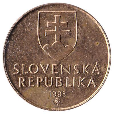 Slovakia 1 Korun