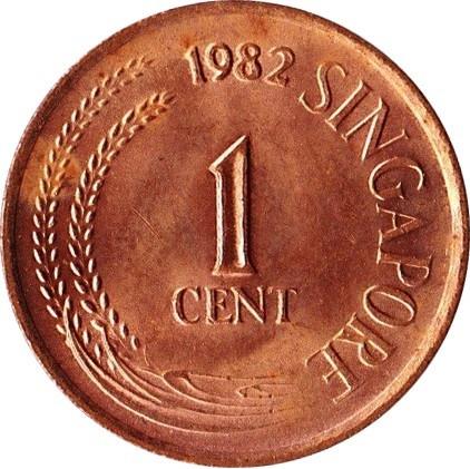 Singapore1 Cent