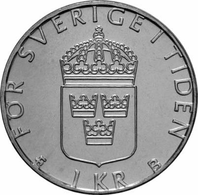 Sweden 1 Krona