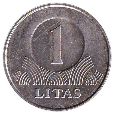 Lithuania 1 Litas