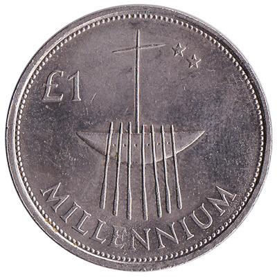Ireland 1 Pound (Millennium)
