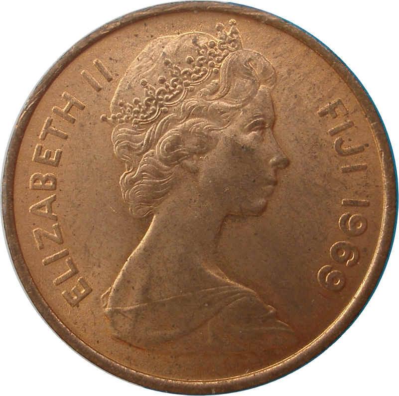 Fiji 1 Cent