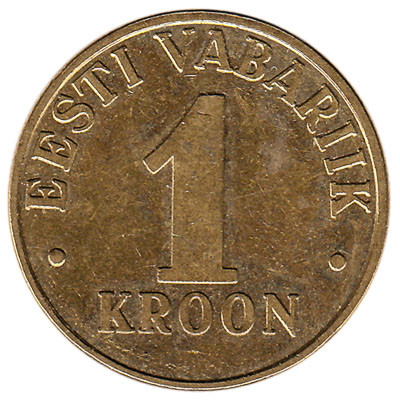 Estonia 1 Kroon