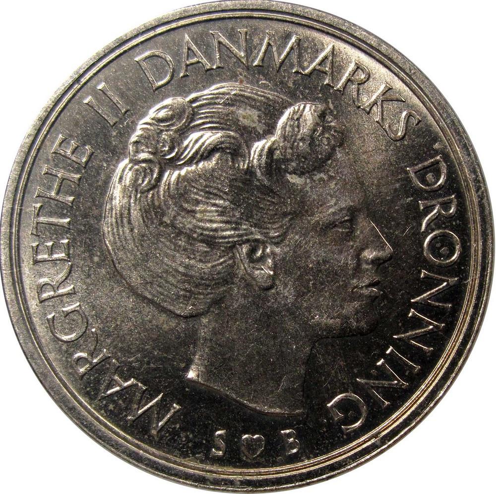 Denmark 1 Krone