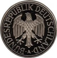 Germany 1 Deutsche Mark