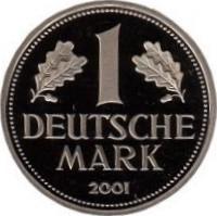 Germany 1 Deutsche Mark