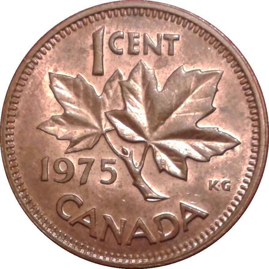Canada 1 Cent