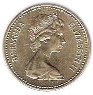 Bermuda 1 Dollar