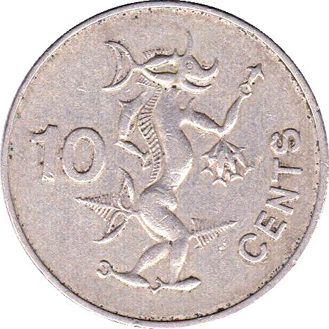 Solomon Islands 10 Cents