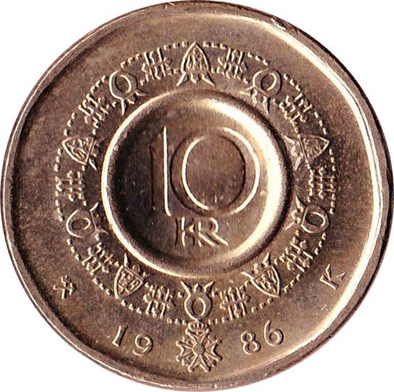 Norway 10 Kroner