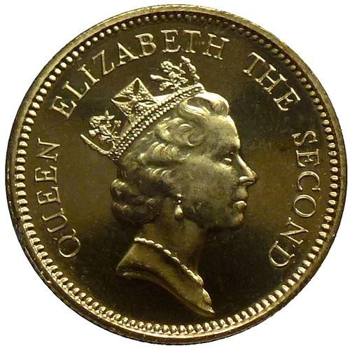 Hong Kong 10 Cents