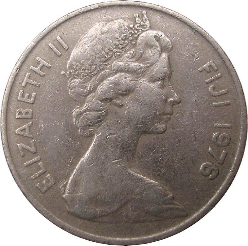 Fiji 10 Cents