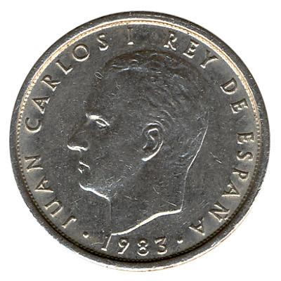 Spain 10 Pesetas