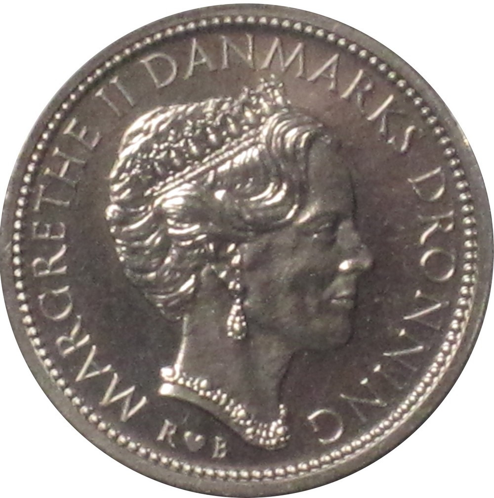 Denmark 10 Krone