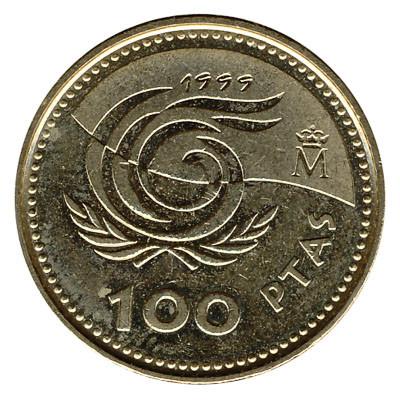 Spain 100 Pesetas