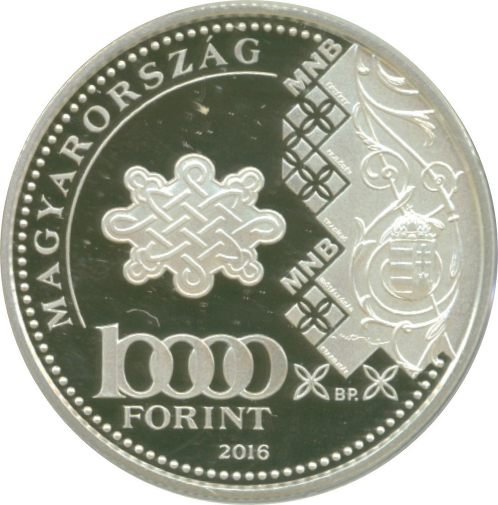 Hungary 10000 Forints (Hungarian Scouts)