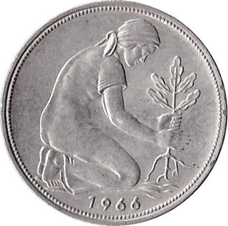 Germany 50 Pfennig