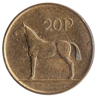 Ireland 20 Pence