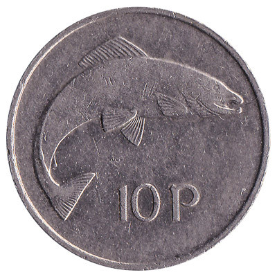 Ireland 10 Pence
