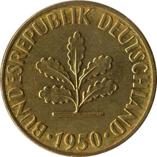 Germany 5 Pfennig