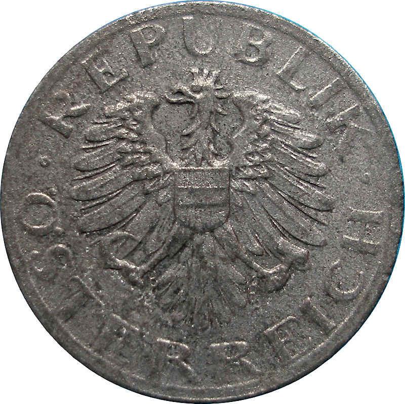 Austria 1 Groschen
