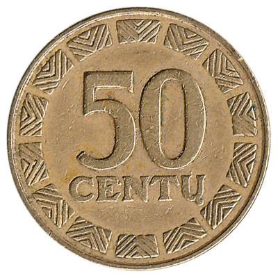 Lithuania 50 Centu
