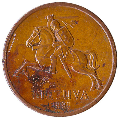 Lithuania 50 Centas