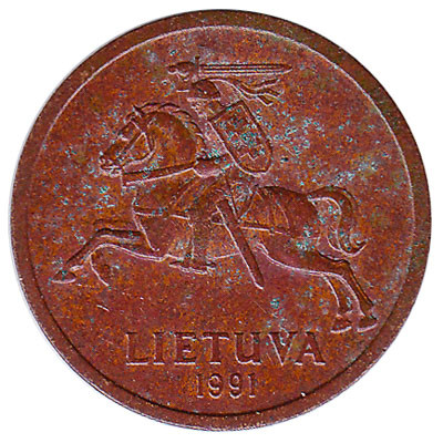 Lithuania 20 Centas