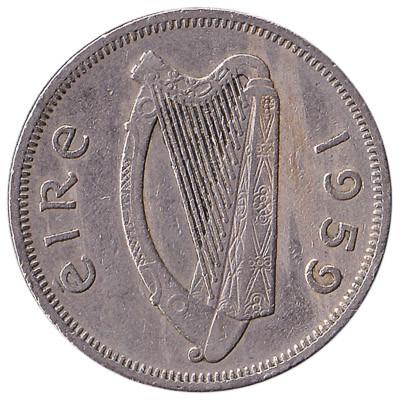 Ireland 2 Florin