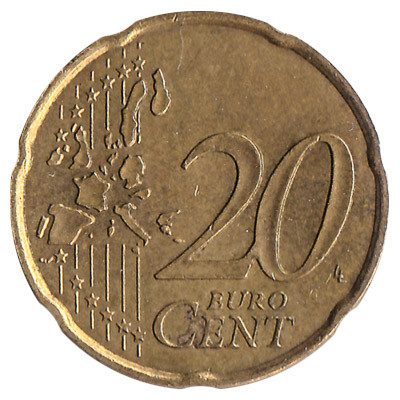 Euro 20 Cents