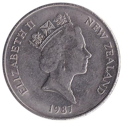New Zealand 10 Cent