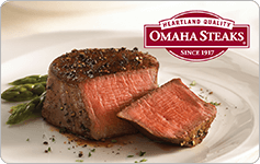 Omaha Steaks - 50%