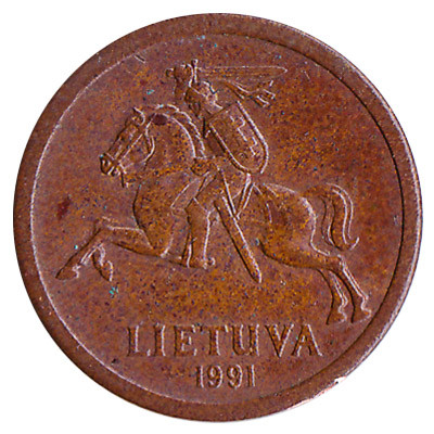 Lithuania 10 Centas
