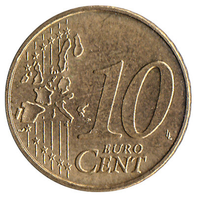 Euro 10 Cents