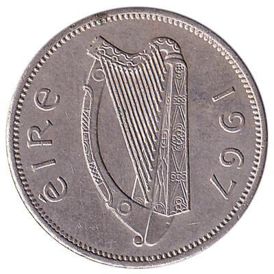 Ireland Sixpence