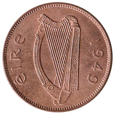 Ireland Halfpenny